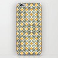 Tile Pattern iPhone & iPod Skin
