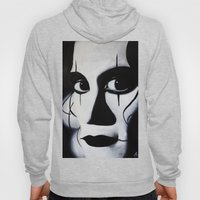 THE CROW CLOSE-UP Hoody