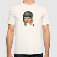Beauty No.1 Mens Fitted Tee Natural SMALL