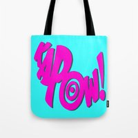 KAPOW! # 3 Tote Bag
