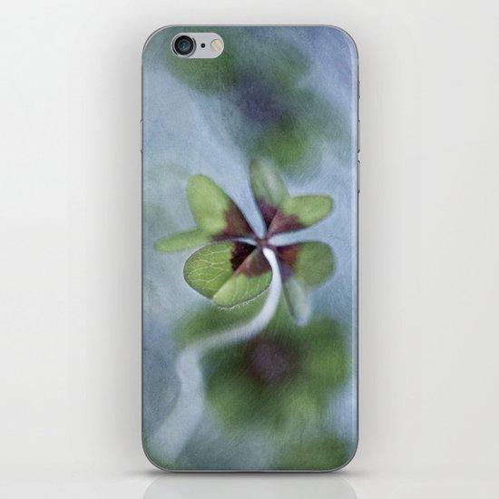 A lucky day II iPhone & iPod Skin