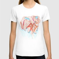 IVY Womens Fitted Tee White SMALL