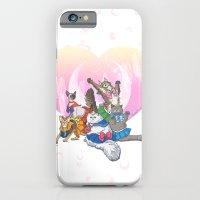 Sailor Kitties iPhone 6 Slim Case