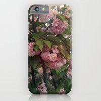 holga flowers. iPhone 6 Slim Case