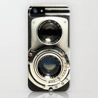 iPhone 5/5s Case featuring Vintage Camera by Ewan Arnolda