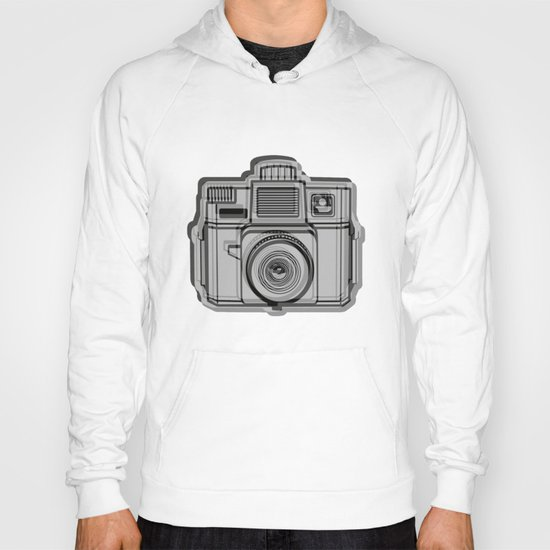 I Still Shoot Film Holga Logo - Black Hoody