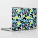 Boston Terrier Pattern Laptop & iPad Skin