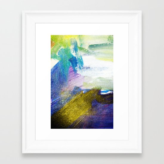 Thin Air Framed Art Print