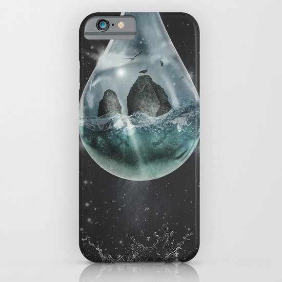 Universe's Tear iPhone & iPod Case