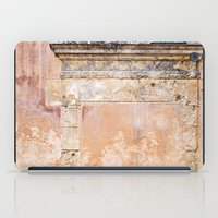 Ancient Marble Doorframe… iPad Case