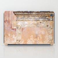 Ancient Marble Doorframe… iPad Case