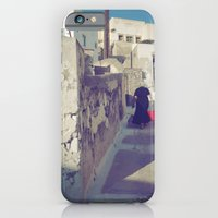 Streets of Santorini IV iPhone 6 Slim Case