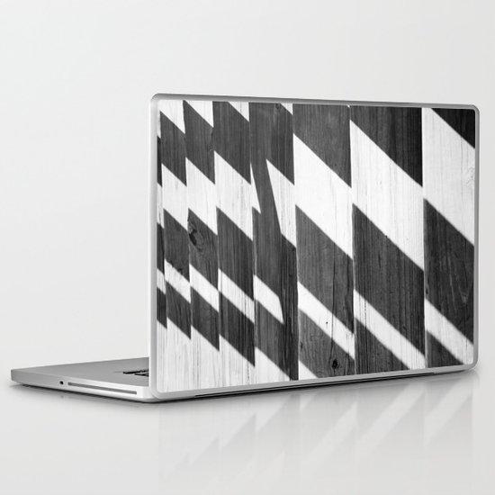 Stairs Laptop & iPad Skin