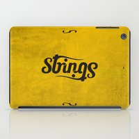 Strings iPad Case