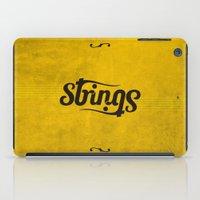 Strings iPad Case