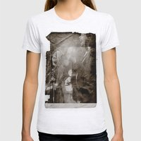 The Civil Wars Womens Fitted Tee Ash Grey SMALL