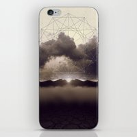 Beyond the Fog Lies Clarity iPhone & iPod Skin