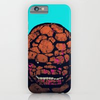 iPhone Cases featuring Whump! by boneface