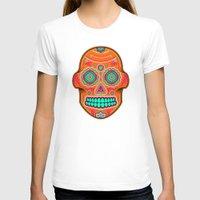 sugar skull T-shirts featuring Sugar Skull by Good Sense