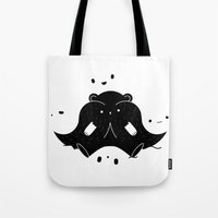IMMIGRANT BEARS Tote Bag