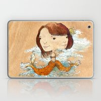 double you waves Laptop & iPad Skin