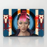 Queen Of Darkness Far Cr… iPad Case