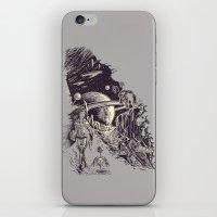 Stranded on Alpha Centauri iPhone & iPod Skin