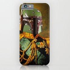 Portrait of Boba Fett iPhone 6 Slim Case