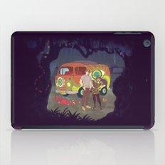 Les Hipsters Mystérieux  iPad Case