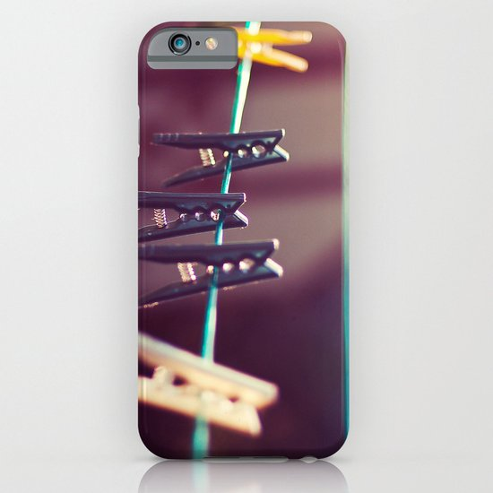 Pegs iPhone & iPod Case
