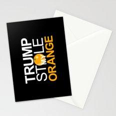 Trump Stole My Orange Stationery Cards