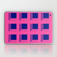 Third Dimension Laptop & iPad Skin