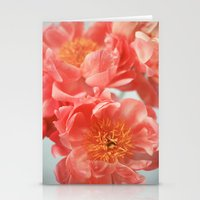 Paeonia #6 Stationery Cards