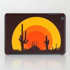 mucho calor iPad Case