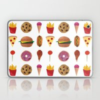Junk Food Laptop & iPad Skin