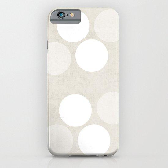 eight circles iPhone & iPod Case