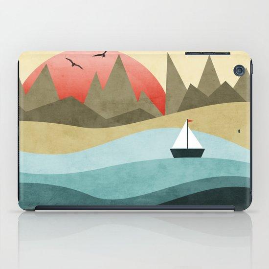 Ocean Adventure 2  iPad Case