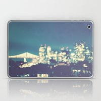 San Francisco Twinkle Laptop & iPad Skin