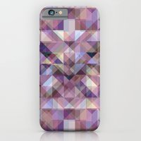 iPhone & iPod Case featuring Aztec Geometric VIII by AJJ ▲ Angela Jane Johnston