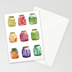 Getting Canned Never Looked So Good Stationery Cards