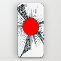 peace for all iPhone & iPod Skin
