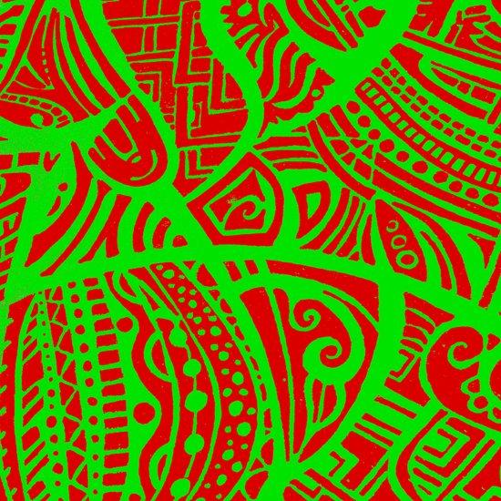 Abstractish 3 Art Print