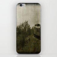 Choo, Choo! iPhone & iPod Skin