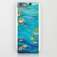 iPhone & iPod Case featuring Extraordinary Perception by CSNSArt