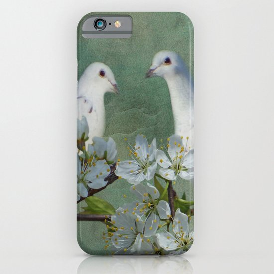 A Spring Thing iPhone & iPod Case