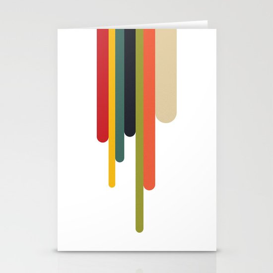 Trickle Stationery Card