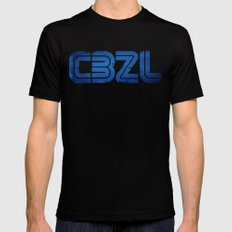 CBZL//Arcade Logo Mens Fitted Tee Black SMALL