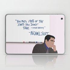 Michael Scott Wisdom Laptop & iPad Skin
