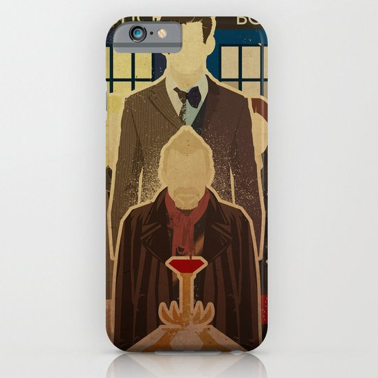 Day of the Doctor iPhone & iPod Case