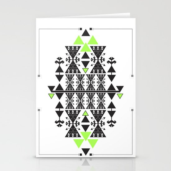 :::Space Rug::: Stationery Card